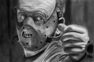 Hannibal Lecter by SuperSal001