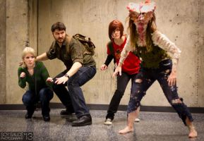 TLOU Youmacon 2013: The Last of Us by thatsthatonegirl