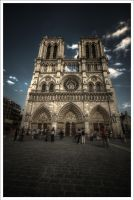 Paris: Time of the cathedrals by Graphylight