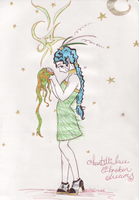 Chantilli Lace + Broken Dreams by witefire