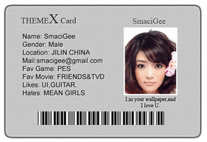 MY ICARD by PaRen