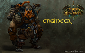 engineer-HoN-wallpaper by jusatin
