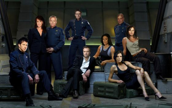 Stargate Galactica by Bebbe88