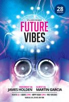 Future Vibes Flyer by styleWish