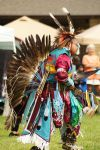 Pow wow dancer 2 by AnnoyingRooster