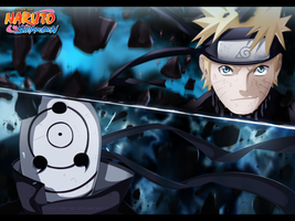 Time to fight ! (Naruto vs Tobi) - Collab by Tremblax