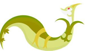 Serperior by Unsuspicious-Pizza