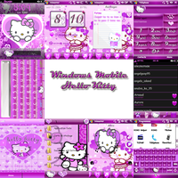 Hello Kitty Windows Mobile PDA by LadyPinkilicious