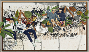 090216. HAPPY NEW YEAR by Sei-huan