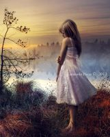 Silence in the Lake by Aeternum-Art