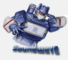Soundwave by FreedomSparrow3