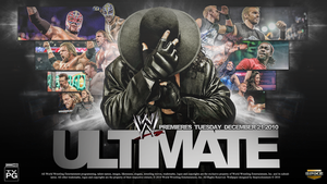 "Ultimate - The ""A"" Show of WWE by thepricelessmors"