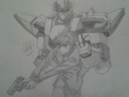 Full Metal Panic (: by Megzy-Kinz