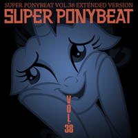 Super Ponybeat Vol. 038 Mock Cover by TheAuthorGl1m0