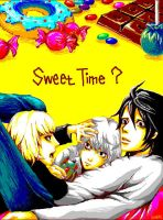 Sweet Time -L x Near x Mello- by 0thefoolnever