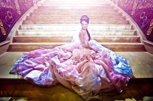 wedding princess by andrez