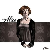 Alice Cullen by chrismickens