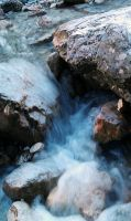 Little watrefalls by PurebloodRose