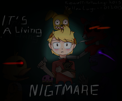 A Living Nightmare by Azure-Heir