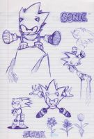 SonicSketchies by emerald-eyez333