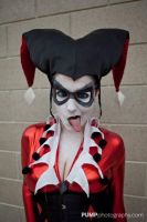 Harley Quinn - The hat of crazy by eleae-x