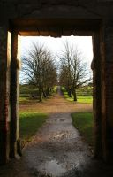 Houghton House 13  - Stock by OghamMoon