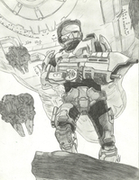 Master Chief by DeathAngel67