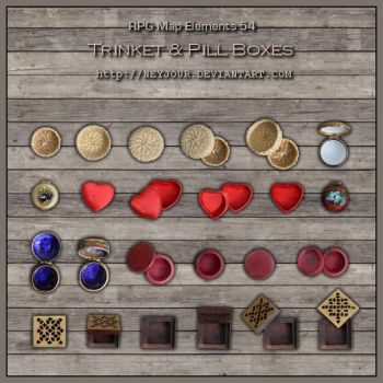 RPG Map Elements 54 by Neyjour