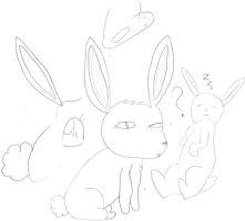 Random rabbits stuff by noodley