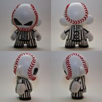 Tulo Rox : Colorado Rockies Munny by MindoftheMasons