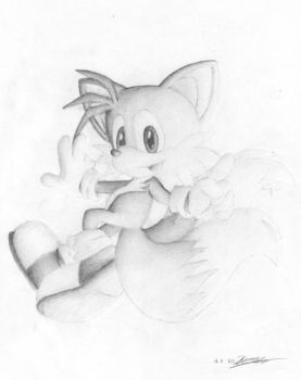 Tails by Hamii
