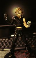 Edward Elric GEM figure by oomizuao