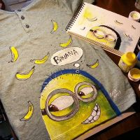 Minion  for my litlle sun by bemain
