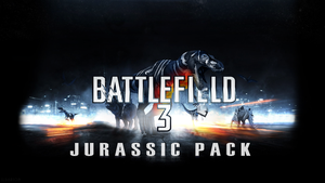 Battlefield 3 : JURASSIC PACK by ildari0n