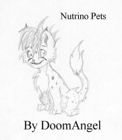 Nutrino Pet by DoomAngel
