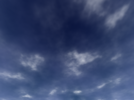 animated clouds by panzi