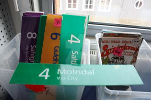 Tram line signs for sale xD by ProjektGoteborg