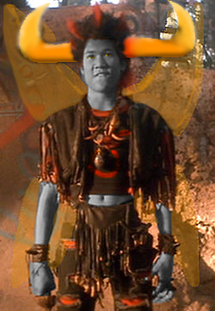 Literally Rufio(h) by Excalibur5k