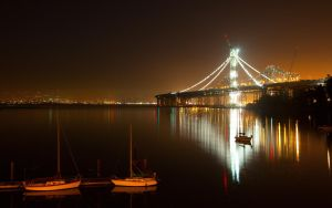 Bay Bridge Expansion 2 by secondclaw
