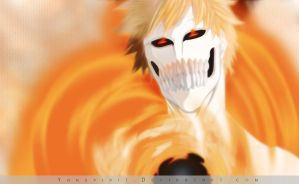 Bleach 540: I'm the Hollow by yanspirit