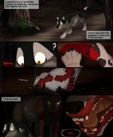TNTC Page 14- Warning, blood by Tephra76