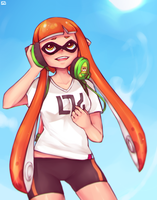 Splatoon! by WinterB