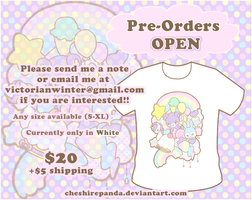 .:Pastel Pre-Orders Open!:. by PhantomCarnival