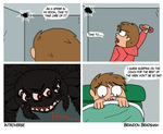 Spiders In My Room by BrandonPewPew