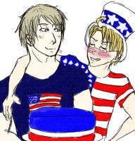 Happy Birthday Amerika! by VodkaWithHamburgers