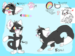 Mittens 2014 Reference Sheet by Teru-The-Lynx