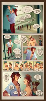 Webcomic - TPB - Chapter 4 - Page 12 by Dedasaur