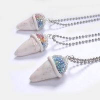 SnoCone Necklaces by AndyGlamasaurus
