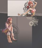 Vanille FFXIII-FREE youtube BG by demeters