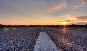 The Road by mrk
